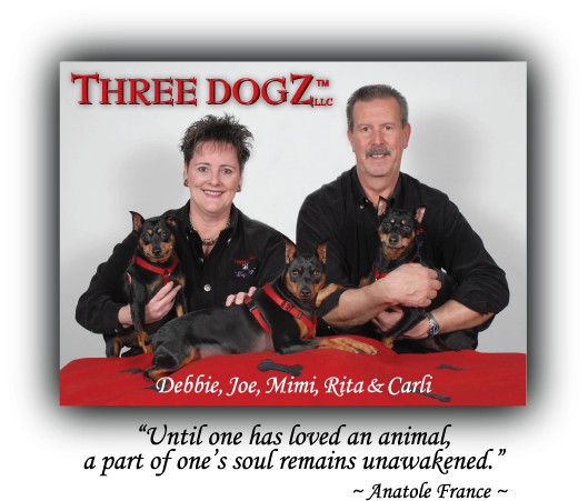 Three DogZ LLC Family!